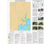Coastal landslide hazards in the Yarmouth quadrangle, Maine
