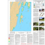 Coastal landslide hazards in the Louds Island quadrangle, Maine