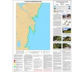 Coastal landslide hazards in the Camden quadrangle, Maine