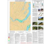 Coastal landslide hazards in the Brunswick quadrangle, Maine