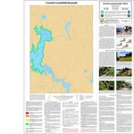 Coastal landslide hazards in the Penobscot quadrangle, Maine