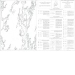 Coastal marine geologic environments of the Phippsburg quadrangle, Maine