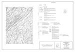 Reconnaissance bedrock geology of the Farmington [15-minute] quadrangle, Maine