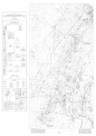 Geologic map of a portion of northeastern Aroostook County, Maine