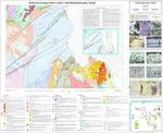 Bedrock geology of the Calais 1:100,000 quadrangle, Maine