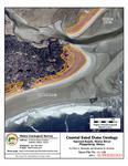 Coastal sand dune geology: Seawall Beach, Morse River, Phippsburg, Maine