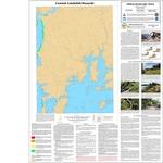 Coastal landslide hazards in the Addison quadrangle, Maine