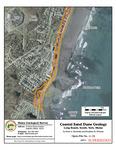 Coastal sand dune geology: Long Beach, South, York, Maine by Peter A. Slovinsky and Stephen M. Dickson