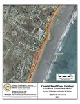 Coastal sand dune geology: Long Beach, Central, York, Maine by Peter A. Slovinsky and Stephen M. Dickson