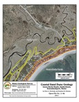 Coastal sand dune geology: Goose Rocks Beach, Smith Brook, Kennebunkport, Maine by Peter A. Slovinsky and Stephen M. Dickson