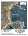 Coastal sand dune geology: Horseshoe Cove, Biddeford, Maine by Peter A. Slovinsky and Stephen M. Dickson