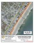 Coastal sand dune geology: The Pier, Old Orchard Beach, Maine