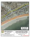 Coastal sand dune geology: Pine Point Beach, Scarborough, Maine