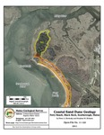 Coastal sand dune geology: Ferry Beach, Black Rock, Scarborough, Maine by Peter A. Slovinsky and Stephen M. Dickson