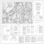 Surficial geology of the Millinocket 1 x 2 degree quadrangle, Maine