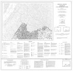 Surficial geology of the Edmundston 1 x 2 degree quadrangle, Maine