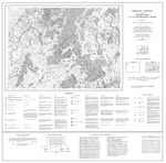 Surficial geology of the Presque Isle 1 x 2 degree quadrangle, Maine