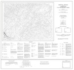 Surficial geology of the Campbellton 1 x 2 degree quadrangle, Maine