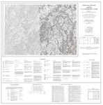 Surficial geology of the Lewiston 1 x 2 degree quadrangle, Maine