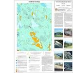 Surficial geology of the North Sebago quadrangle, Maine