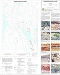 Surficial materials of the Eastbrook quadrangle, Maine