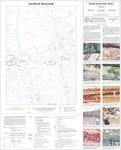 Surficial materials of the Epping quadrangle, Maine