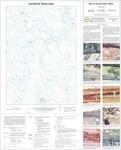 Surficial materials of the Mercer quadrangle, Maine