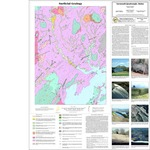 Surficial geology of the Yarmouth quadrangle, Maine