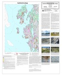 Surficial geology of the eastern portion of the Bartlett Island quadrangle, Maine by Duane D. Braun