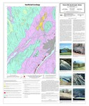 Surficial geology of the Waterville quadrangle, Maine by Thomas K. Weddle and Sydney D. Eckert