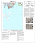 Surficial geology of the northern portion of the Bass Harbor quadrangle, Maine by Duane D. Braun