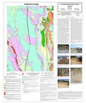 Surficial geology of the Greenbush quadrangle, Maine by Roger LeB Hooke, Elizabet Metcalfe, and Robin Wiesner