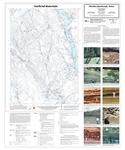 Surficial materials of the Hinckley quadrangle, Maine