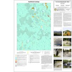Surficial geology of the Greenwood quadrangle, Maine
