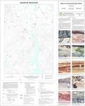 Surficial materials of the Spencer Lake quadrangle, Maine