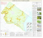 Landslide sites and areas of landslide susceptibility in the towns of Saco and Old Orchard Beach, Maine