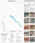 Surficial materials of the Scopan Lake West quadrangle, Maine by Daniel B. Locke