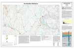 Overburden thickness in parts of the Millinocket and Danforth 30x60-minute quadrangles, Maine