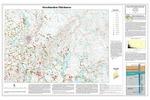 Overburden thickness in the Bangor 30x60-minute quadrangle, Maine
