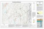 Overburden thickness in the Presque Isle 30x60-minute quadrangle, Maine
