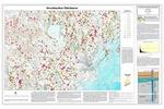 Overburden thickness in the Portland 30x60-minute quadrangle, Maine
