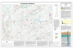 Overburden thickness in the Dover-Foxcroft 30x60-minute quadrangle, Maine