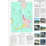 Surficial geology of the New Portland quadrangle, Maine