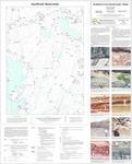 Surficial materials of the Waldoboro East quadrangle, Maine by Woodrow B. Thompson and Daniel B. Locke