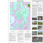 Surficial geology of the Waldoboro East quadrangle, Maine by Woodrow B. Thompson