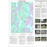 Surficial geology of the Waldoboro West quadrangle, Maine