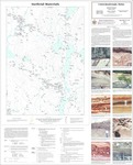 Surficial materials of the Union quadrangle, Maine by Woodrow B. Thompson and Daniel B. Locke