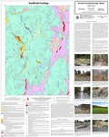 Surficial geology of the Brooks East quadrangle, Maine by Woodrow B. Thompson