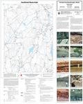 Surficial materials of the Brooks East quadrangle, Maine