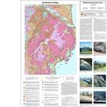 Surficial geology of the Biddeford quadrangle, Maine